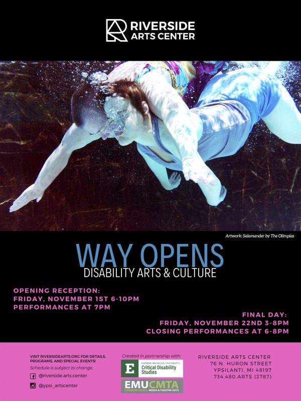 Disability Arts and Culture Exhibit