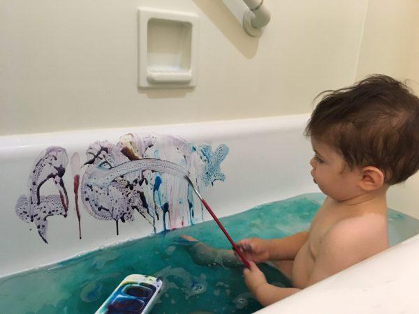 bath painter